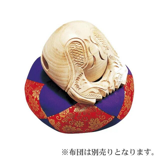豪華な彫刻を施した人気の木魚です 楠 木魚 いつでも送料無料 期間限定 3.5寸 並彫