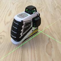 グリーンレーザー水平器 12ライン