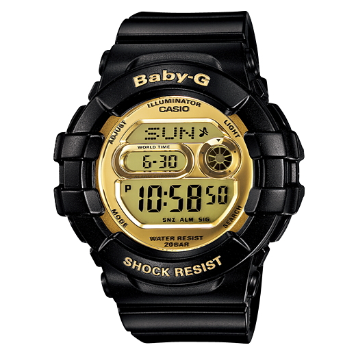 CASIO Casio Baby-G Glitter Dial Series (glitter dial series) BGD-141-1JF