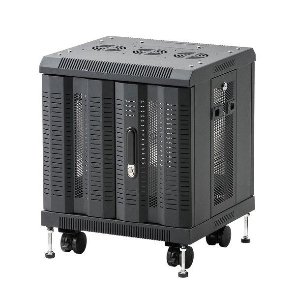 サンワサプライ マルチ収納ラック H550 CP-SVCMULT4