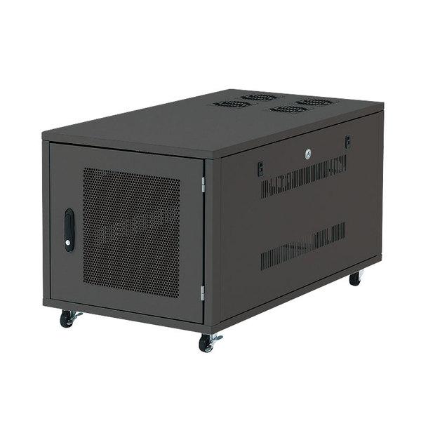 サンワサプライ 19インチサーバーボックス(9U) CP-SVNC3