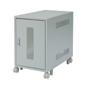 サンワサプライ 省スペース19インチボックス(4U) CP-028K【smtb-MS】