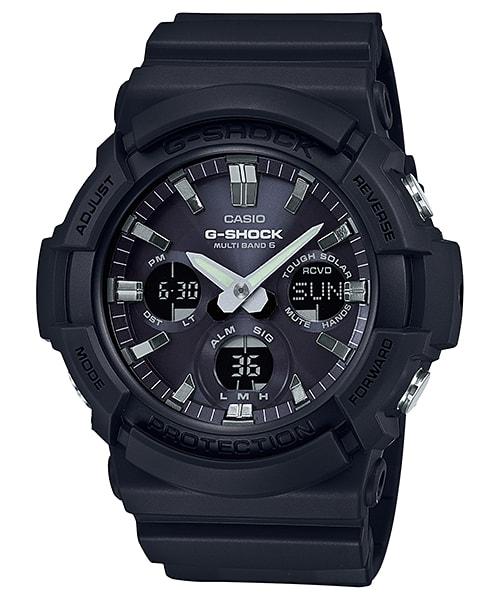 【国内正規品】【カシオ】CASIO ソーラー電波腕時計 G-SHOCK GAW-100B-1AJF【あす楽対応_九州】【smtb-MS】