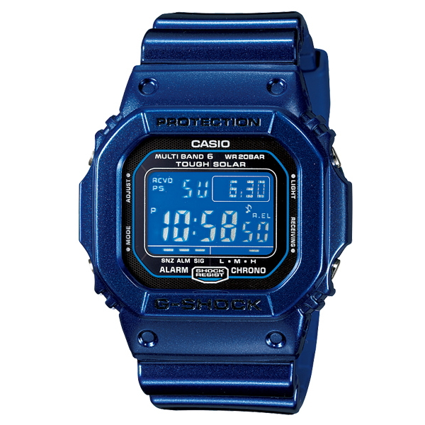 CASIO Casio g-shock THE G MultiBand6 Color Display Series (color display series) GW-M5610CC-2JF
