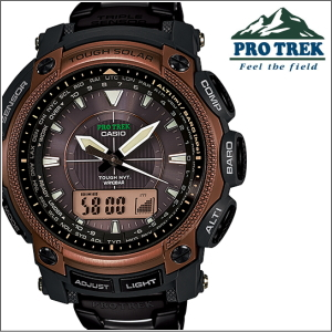CASIO Casio PROTREK (proto-) analog / digital combination model PRW-5050YT-5JF