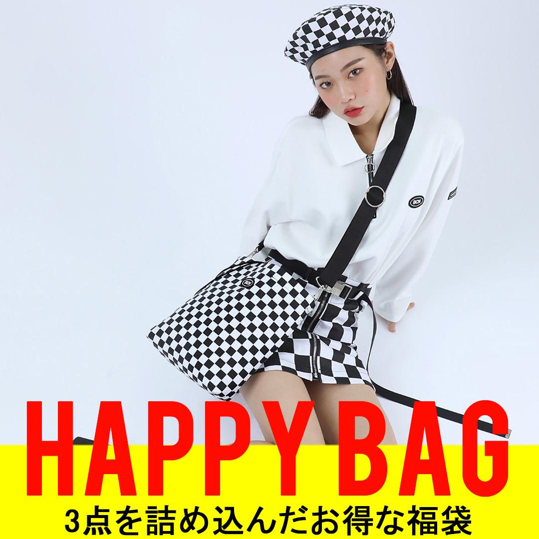 送料無料 BASIC COTTON ベーシックコットン HAPPY BAG 福袋 全1色 あす楽対応韓国 韓国ブランド 韓国ファッション 福袋 ハッピーバッグ レディースtrhsQdC