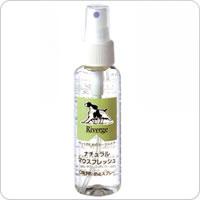 \5000以上で送料無料 ペットの口臭予防に 最安値挑戦 ペットの口臭に 限定特価 リバージュ ナチュラルマウスフレッシュ100ml オーブス記憶水
