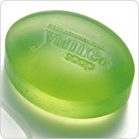 \5000以上で送料無料 透き通るようなお肌に もちもちお肌に 夢水肌ミラクルエッセンシャルソープ100g ゆめみはだ オーブス記憶水 与え 洗顔石鹸 年間定番