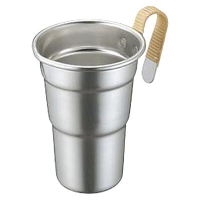 酒燗器 酒タンポ 籐巻 業務用 アルミ製 アルミ酒タンポ(籐巻)5号