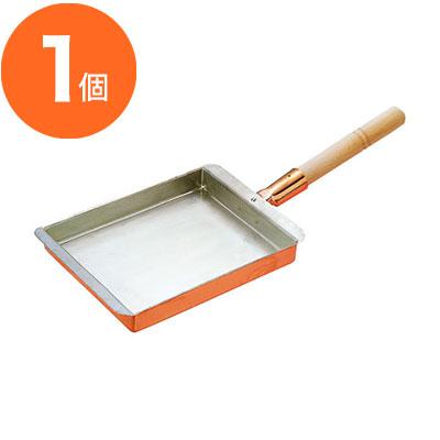 【玉子焼パン】 玉子焼 銅 関西型 24cm EBM 1個