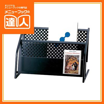 【カラオケ用卓上ラック】A4・2列2段 CL-5W パンフレット入れ 業務用 パンフレットラック マガジンラック sh