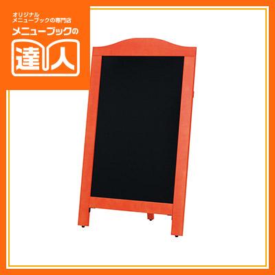 【太枠R型片面ボード(マーカー用)(赤枠)】 ABS-301RB 黒板 ブラックボード 業務用 POP用品 マーカーボード sh