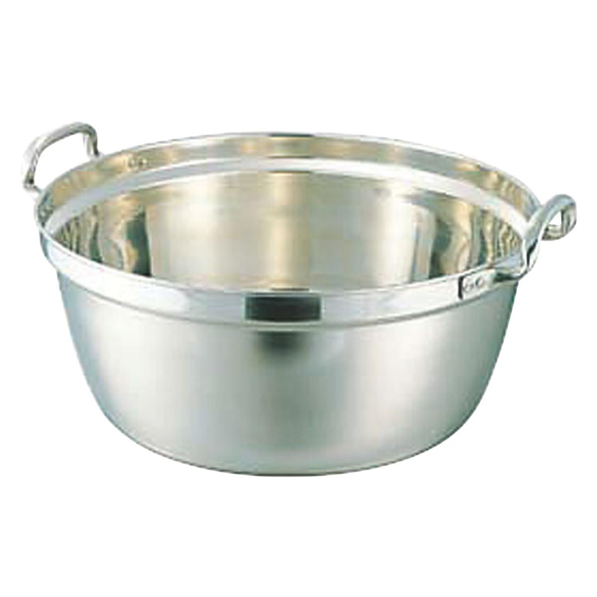 SW 料理鍋 調理用鍋 両手鍋 ステンレス 年中無休 36cm 14.6L 18-8ST料理鍋 海外輸入 燕三条 日本製