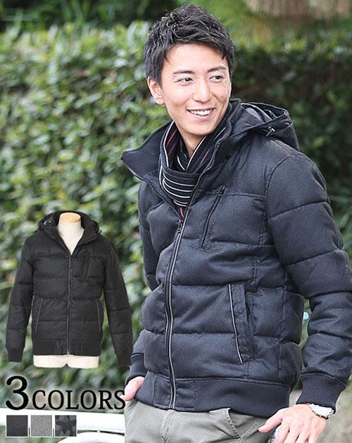 中綿ジャケット メンズ アウター ジャケット メンズファッション