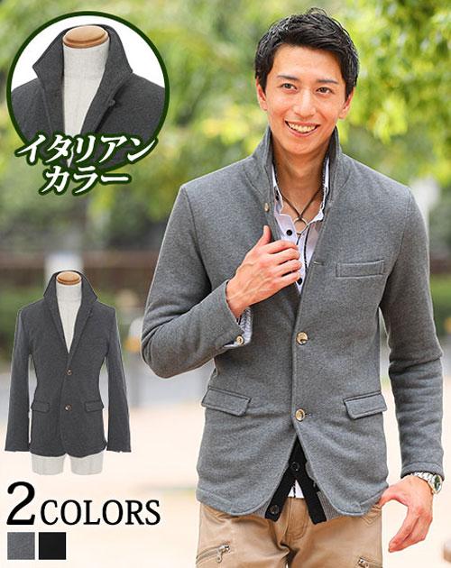 ジャケット メンズ カジュアルジャケット テーラードジャケット 長袖 秋