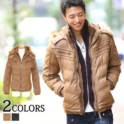 毎年即完売する伝説の人気ジャケットが今年も登場 ハイクオリティ 中綿ジャケット メンズ 中綿 冬 ジャケット メンズファッション アウター 最新号掲載アイテム
