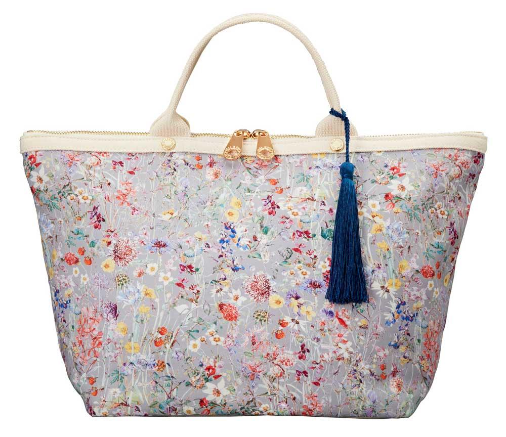 c8d3a3064 LibertyShop MERCI: With LIBERTY liberty print tote bag < Wild  Flowers