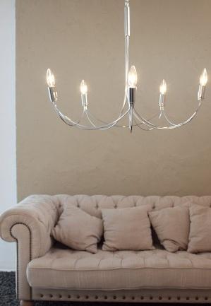アルコ グランデ シャンデリア Arco grande chandelier ディクラッセ DI CLASSE デザイン 照明器具【送料無料】