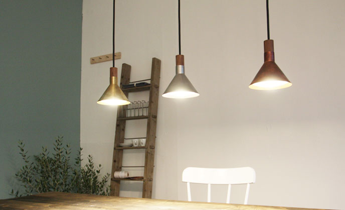LED エポカ ペンダントランプ LED Epoca pendant lamp ディクラッセ DI CLASSE デザイン 照明器具【送料無料】