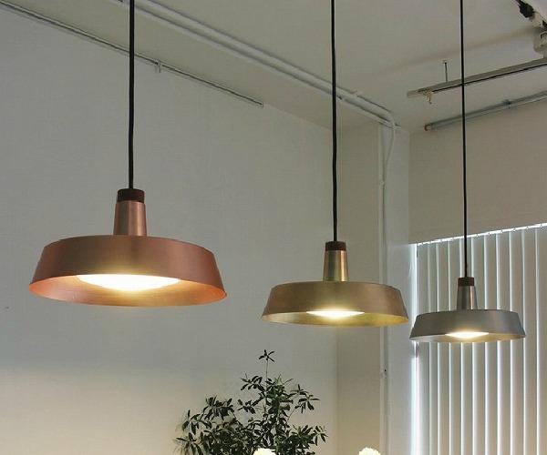 LED パデラ ペンダントランプ ブロンズ ゴールド シルバー LED Padella デザイン照明器具のDI CLASSE ディクラッセ【送料無料】