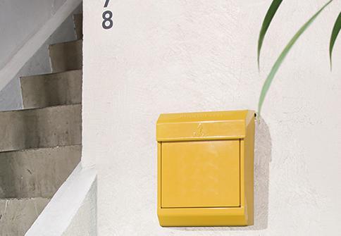 旗あり(エンボスなし)ARTWORKSTUDIO アートワークスタジオ インテリアグッズ Mail box 2(メールボックス2)【送料無料】