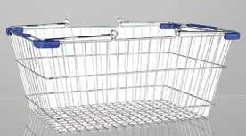 バスケット 収納 かご カゴ 小物整理 インテリア雑貨 DULTON 倉 ダルトン マーケット クローム CH99-W04 MARKET 全3色 BASKET レッド イエロー L 待望 ブルー