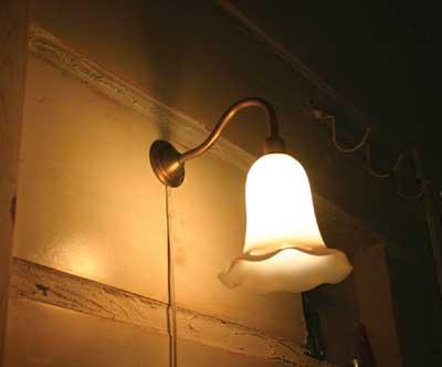 照明パーツHS533【アクシス/Homestead】ホームステッド ブラケットB 灯具のみ E-17用■【送料無料】