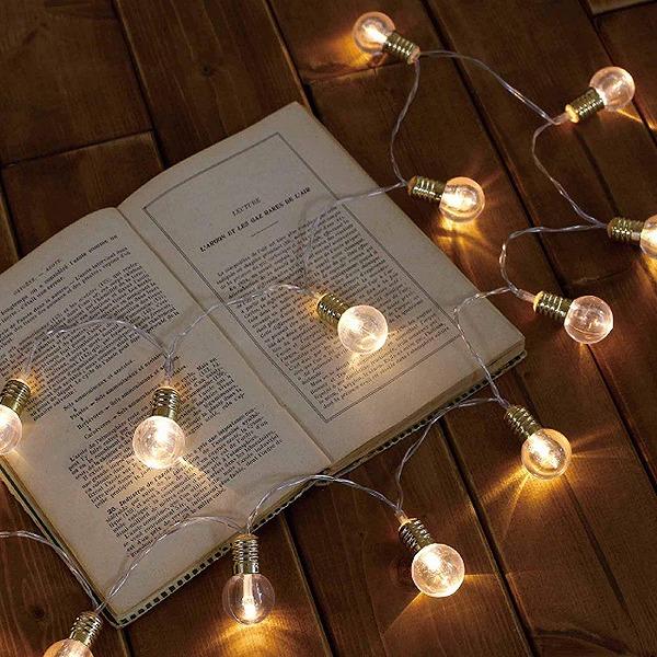 照明 ランプ LED 20球 激安セール イルミネーション 賜物 LEDイルミネーション 電池式 イルミネーションライト 丸和貿易 4008724-01 スイッチライト クラシックバルブ 飾りつけ クリスマス