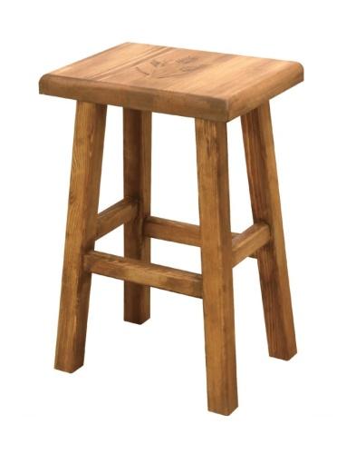 Foret フォレ スツール角 おしゃれ 背もたれなし 木製 スツール 椅子 イス いす【送料無料】