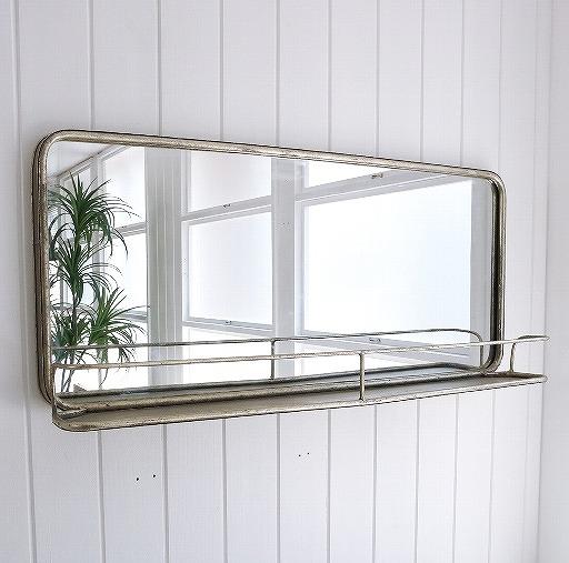 バリヤード・ウォールミラー 鏡 ミラー 壁掛け ウォールミラー ミラー 鏡 かがみ カガミ 鏡【COVENT GARDEN コベントガーデン】【送料無料】 KI-96