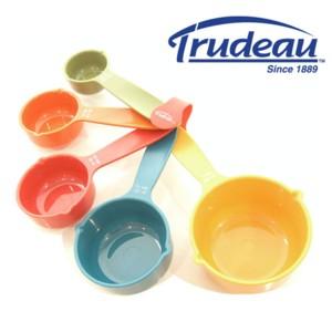 計量カップ メジャージャグ 計量スプーン キッチン雑貨 キッチンツール メジャーリングカップ5pcsセット Trudeau シンプル 調理器具 半額 トゥルーデュー 安売り