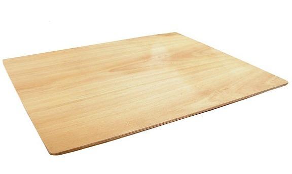 洛葛仙妮木制餐墊 43 x 33 釐米 63 系列餐墊餐墊天然木材
