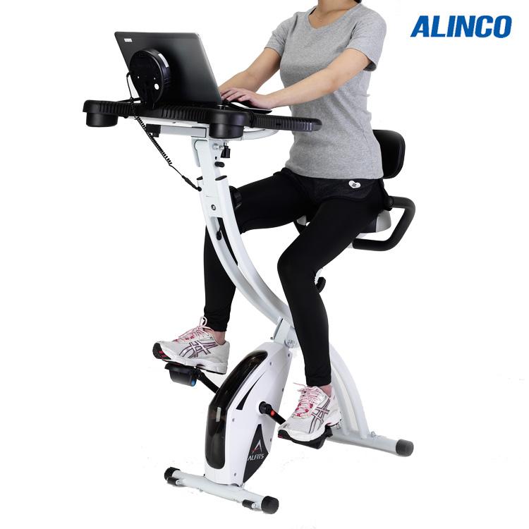 11月特売商品 送料無料 アルインコ ALINCO ながらバイク4518 AFB4518 フィットネスバイク ダイエット トレーニング フィットネス 健康器具 健康維持 【代引き不可】【日曜・祝日の配送不可/時間指定不可】