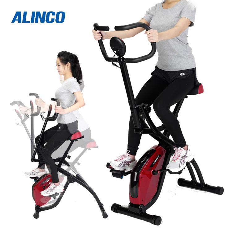 送料無料 アルインコ ALINCO ホースライダーバイク4618 AFB4618 フィットネスバイク ダイエット トレーニング フィットネス 健康器具 健康維持 【代引き不可】【日曜・祝日の配送不可/時間指定不可】