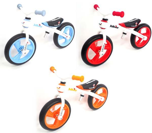 ポイント10倍 【送料無料】 キックボード JDRAZORシリーズ JDBUG TRAINING BIKE TC-09E EVAタイヤ 子供用足こぎ自転車 ペダルなし自転車 ブレーキ無し おもちゃ ギフト プレゼント (代引きOK)【ラッピング不可】