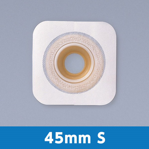 デュラヘーシブ ナチュラ MCフランジ 00264 45mm 初孔サイズS 1箱10枚 コンバテック【条件付返品可】