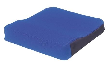 シーポス(車いす用クッション) 幅40cmx長さ40cmx厚さ5cm(最厚部7cm) ブルー ブルー MSPBL 1個 MSPBL モルテン【返品不可 1個】, ROYAL MOON:a74eba2a --- sunward.msk.ru