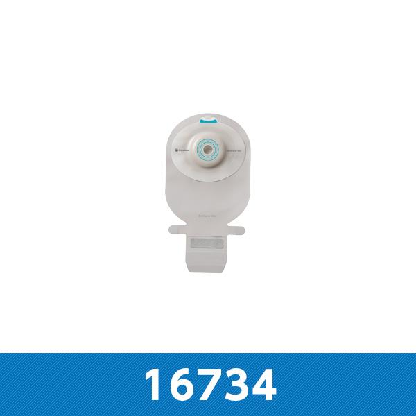 センシュラ ミオ1 ライト 不透明 16734 プレカット 開口部径35mm 1箱10枚 コロプラスト【返品不可】