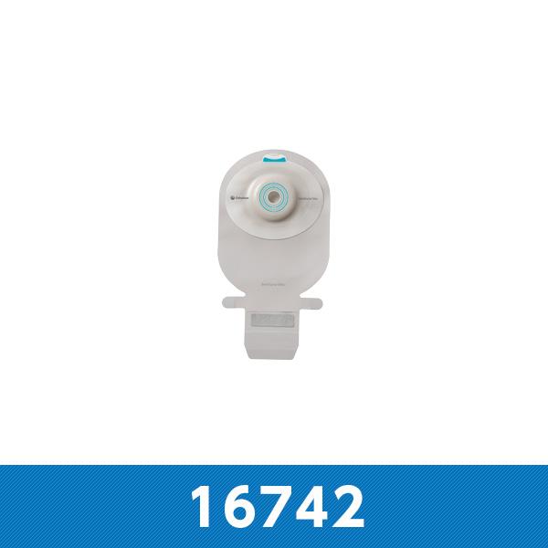 センシュラ ミオ1 ライト 16742 プレカット 開口部径28mm 1箱10枚 コロプラスト【返品不可】