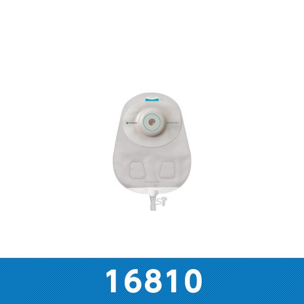 センシュラ ミオ1 ウロ ソフト 16810 フリーカット 開口部径10-50mm 1箱10枚 コロプラスト【条件付返品可】