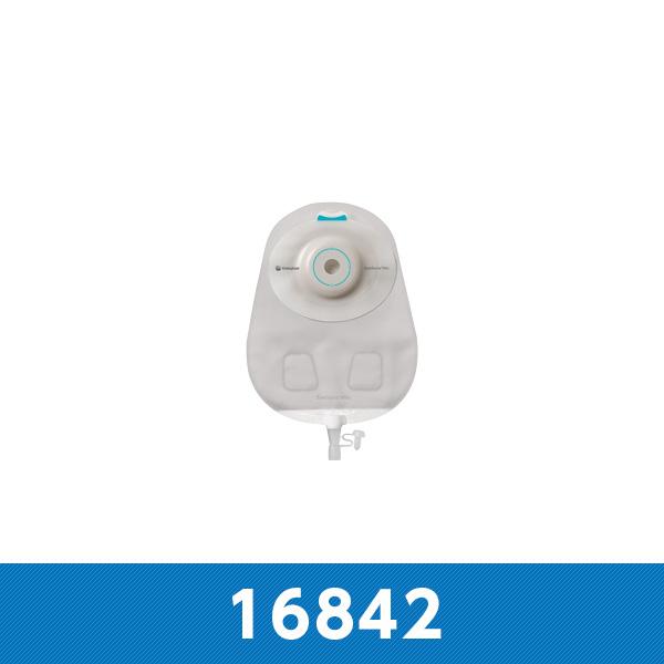 センシュラ ミオ1 ウロ ライト 16842 プレカット 開口部径28mm 1箱10枚 コロプラスト【条件付返品可】