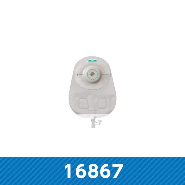 センシュラ ミオ1 ウロ ディープ 16867 フリーカット 開口部径10-43mm 1箱10枚 コロプラスト【条件付返品可】