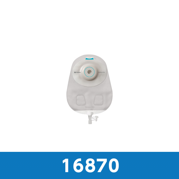 センシュラ ミオ1 ウロ ディープ 16870 プレカット 開口部径21mm 1箱10枚 コロプラスト【返品不可】