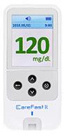 血糖測定器 ニプロ ケアファストR 本体のみ 11-083 1台【返品不可】