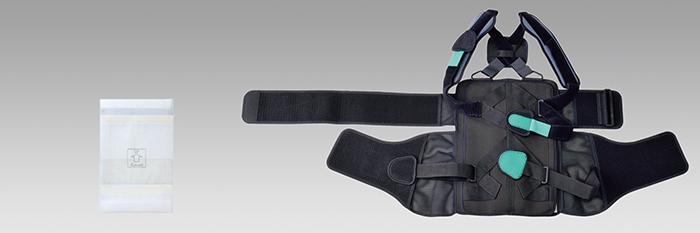 フィットキュア・スパイン S 19924 腰回71~84cm 胸囲66~83cm 1セット アルケア【条件付返品可】
