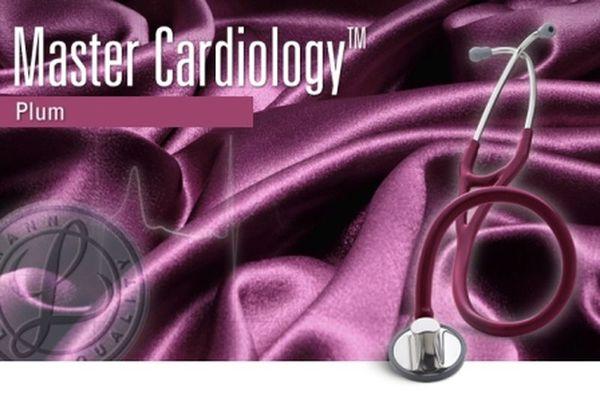 【正規品】 リットマン 聴診器 マスターカーディオロジー 2167 プラム 3M スリーエムヘルスケア【条件付返品可】