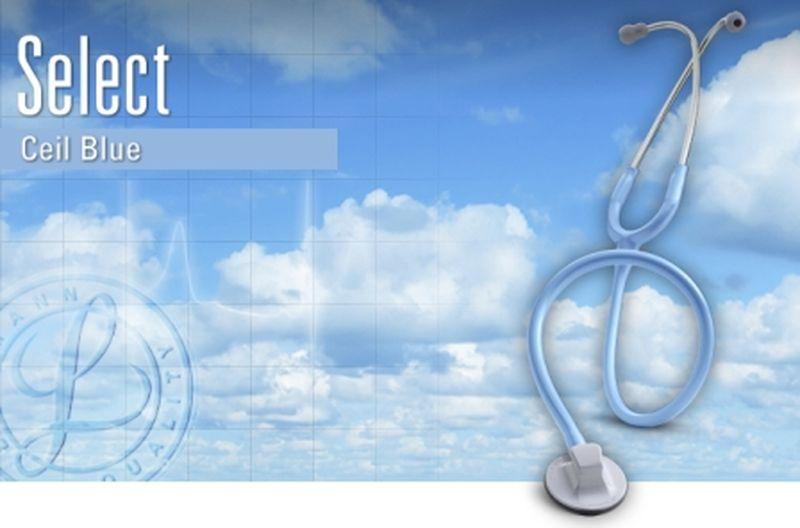 【正規品】 リットマン 聴診器 セレクト 2301 セイルブルー 3M スリーエムヘルスケア【条件付返品可】