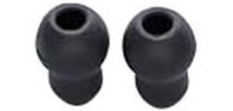 医療総合商社が運営 部品 リットマン 聴診器 ソフトシーリングイヤーチップ 37811 受注生産品 スナップタイプ 返品不可 大 スリーエム 定番 3M 2個入 ブラック