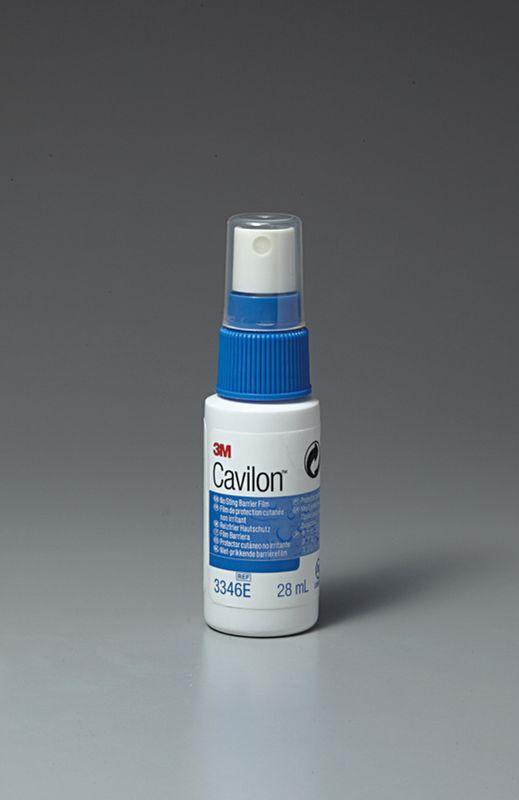 キャビロン 非アルコール性皮膜 スプレータイプ 3346E 28ml 3M スリーエム【条件付返品可】