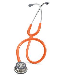 【正規品】 リットマン 聴診器 クラシックIII 5629 オレンジ クラシック3 3M スリーエムヘルスケア【条件付返品可】